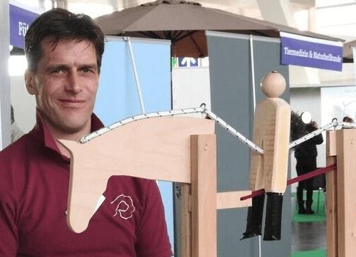 Ralf Döringshoff Dozent für Biomechanik Reittherapie-Ausbildung