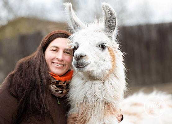 Weiterbildung Coaching mit Lamas und Alpakas