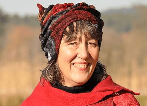 Barbara Eichhorn - Dozentin Filzen mit Lamawolle / Alpakawolle